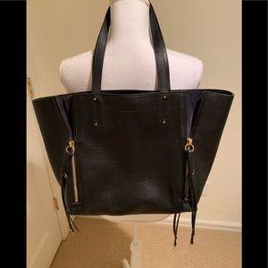 Gently used Chloe black tote bag